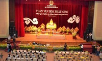 4th Buddhist Culture Week opens