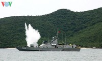 Navy gets gunship