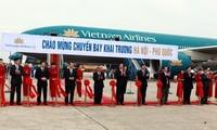 Vietnam Airlines launches Hanoi – Phu Quoc direct flight