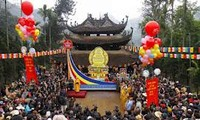 Spring festivals take place nationwide