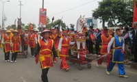 Hung Kings' Temple festival kicks off with street carnival