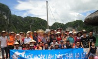 Being a fisherman for a day in Ha Long