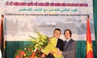 Vietnamese Ambassador to Palestine presents credentials
