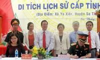 Stele for Hanoi martyrs inaugurated in Kon Tum