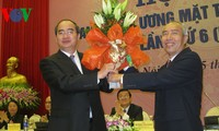 Nguyen Thien Nhan elected President of Vietnam Fatherland Front