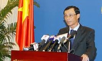 Foreign Ministry introduces major external activities this month