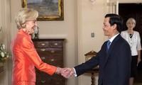 Vietnam - Australia relations develop strongly