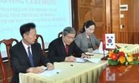 KOICA provides aids to support Quang Ngai's educational and healthcare