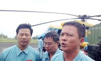 Vietnam searches the missing plane in U Minh forest