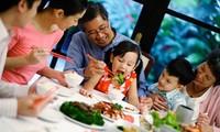 Hanoi's family lifestyle