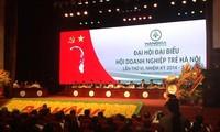 Hanoi young entrepreneurs association contributes to the capital's socio-economy