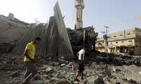 Violence escalates in Gaza