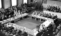 Geneva Conference 1954 – Lessons for Vietnam's diplomatic sector