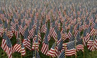 The US marks 13th anniversary of September 11 attack