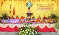 Seminar on Khmer Theravada Buddhism held in An Giang