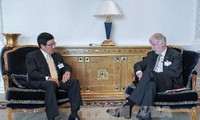 Deputy PM Pham Binh Minh's tight schedule on the sidelines of 69th UN General Assembly session
