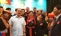 Bac Giang focuses on socio-economic development for ethnic groups