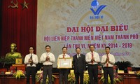 The 6th congress of Hanoi Youth Association opens