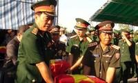 Traditional day of Vietnamese volunteer soldiers marked in Vientiane