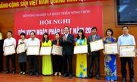 Vietnam Law Day marked