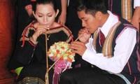 Wedding rituals of the Bana