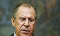 "Lavrov accuses the west of seeking ""regime change"" in Russia"