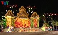 The 6th Culture, Sports, and Tourism Festival of the Khmer wraps up