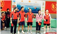 OVs' table tennis tournament takes place in Berlin