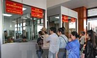 """One-stop-shop"""" model officially launched at Lao Bao-Densavan gates"""