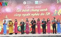New Lunar Year of sharing
