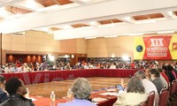 Vietnamese Party delegation visits Mexico, El Salvador