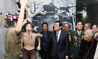 The event on April 30, 1975 was a Vietnamese historical landmark with world influence