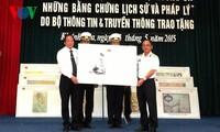 Hoang Sa (Paracel), Truong Sa (Spratly) belong to Vietnam