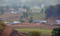 China stages live ammunition drill near Myanmar