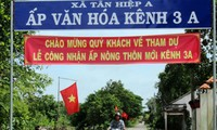 Kien Giang's new rural development goes hand in hand with environmental protection