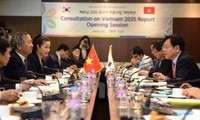 RoK shares experience for building Vietnam Report 2035