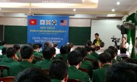 Implementing project on Vietnam's participation in UN peace keeping activities