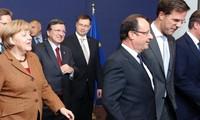 EU summit discusses regional issues