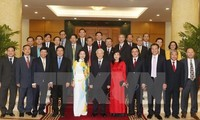 Ambassadors contribute to friendship cooperation between Vietnam and the world