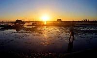 Dam Chuon at dawn
