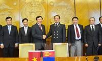 Vietnam Supreme People's Procuracy Chief Nguyen Hoa Binh visits Mongolia