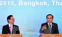 Thai media highlights PM Nguyen Tan Dung's visit to Thailand