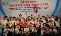 Vietnam's 2015 Summer Camp closes