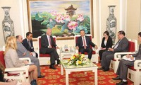 Vietnamese police wants to strengthen cooperation with the EU and US authorities