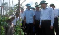 Deputy PM Vu Van Ninh visits Thai Binh