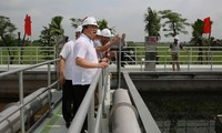 Modern wastewater treatment plant inaugurated in Bac Ninh