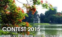 """Results of VOV's contest """"What do you know about Vietnam?"""" announced"""