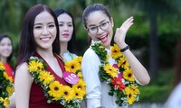 65 Miss Universe Vietnam contestants ready for the semi-final