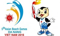 Activate countdown clock for 5th Asian Beach Games