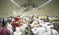 Mecca stampede's death toll rises to 769